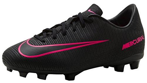 Nike Unisex-Kinder Jr Mercurial Vapor XI FG Fußballschuhe 006 Black
