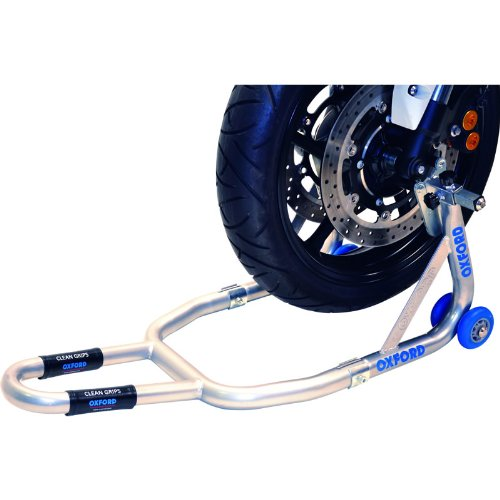 OX282 - Oxford Front Premium Motorcycle Paddock Stand