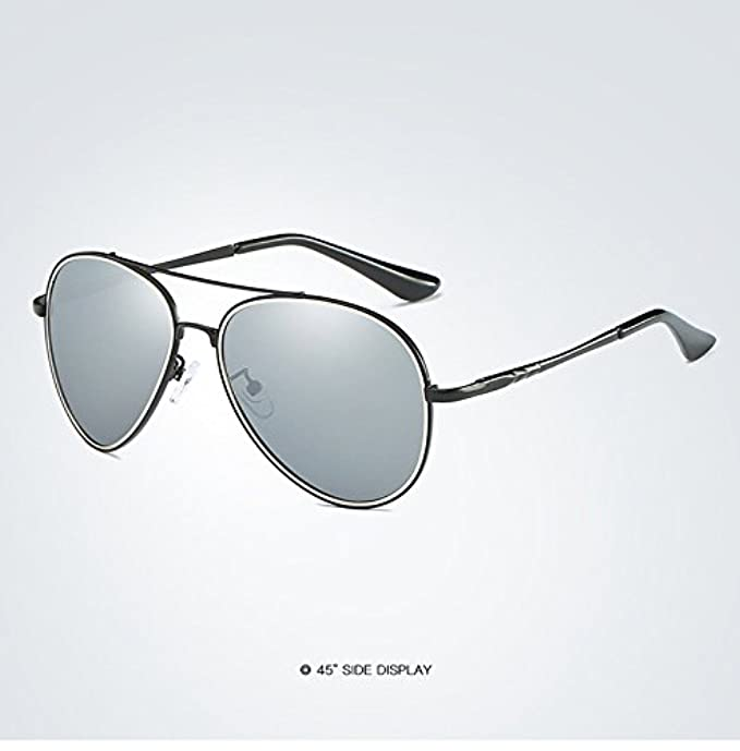 AUMING Occhiali da Sole Sportivi Polarizzati Occhiali da Sole polarizzati Occhiali da Sole retrò da Uomo/Donna Occhiali da Viaggio Essenziali da Viaggio da Esterno e da Spiaggia Ciclismo