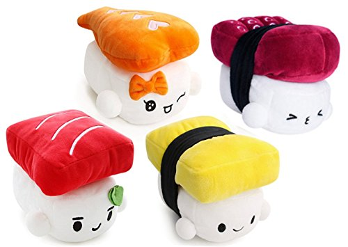 sushi plushies buyer's guide for 2019