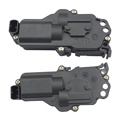 - Power Door Lock Actuator Front Rear Left Right LH & RH Pair Set For Ford Truck Mustang Mercury