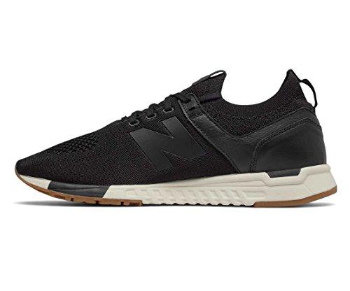 Nuova Bilancia Da Uomo 247 Decon Sneaker Nera