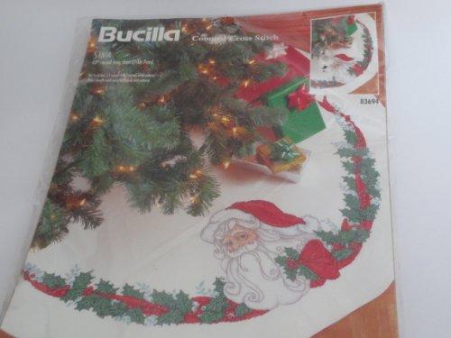 Bucilla Santa 42