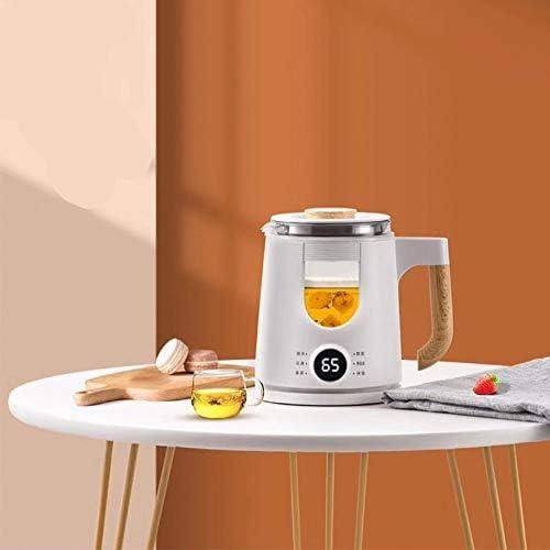 Bouilloire Électrique 220V Multi-funzione Bollitore Elettrico Kettle Borosilicate Qualità Vetro Qualità Salute Casa Constant Temperatura Tempo Estraibile Tea Maker