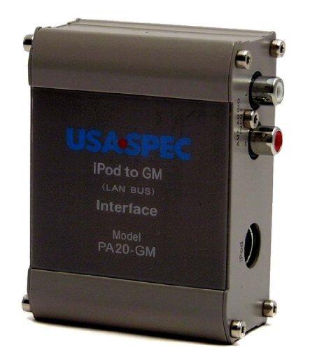 USA Spec Pa20-gm 2007-2009 Gmc/Chevrolet/Cadillac/Pontiac
