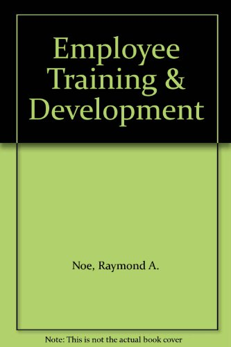 Employee Training and Development by TBS