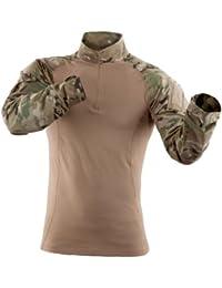 Tactical #72185 TDU Rapid Assault Long Sleeve Shirt (Multicamo)