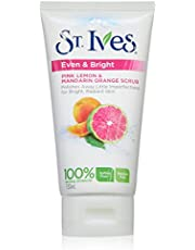 St Ives Even & Bright Scrub Pink Lemon and Mandarin Orange, 150ml