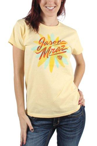 Jason Mraz - Womens Daisy T-Shirt