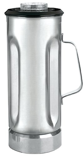 Waring CAC31 Stainless Steel Container with Vinyl Cover for Blender
