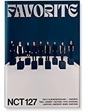 NCT 127 The 3rd Album Repackage 'Favorite' (Classic Ver.)(CD PHOTO BOOK)