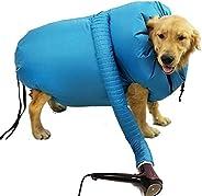 Secador de Cachorros Puff E Fluff, Secador de Cachorros de Estimação Roupas de Secagem Rápida Soprador Rápido