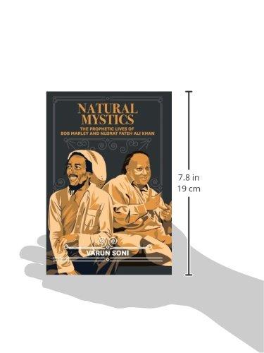 Natural Mystics: The Prophetic Lives of Bob Marley and Nusrat Fateh Ali Khan