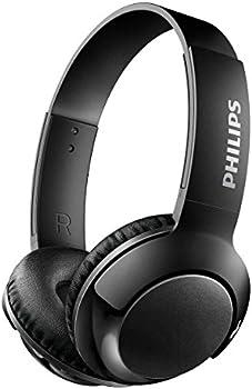 Philips SHB3075BK On-Ear Wireless Bluetooth Headphones
