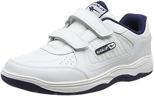 Gola Belmont Velcro WF Mens Wide Fit Sneakers