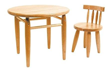 Kindertisch Stuhle Tisch Set Massivholz Kinderzimmermobel