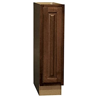 Continental Cabinets CBKBF09 COG Rsi Home Products Hamilton Base Cabinet,  Fully Assembled, Raised