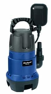 Einhell BG-DP 7835 - Bomba de aguas residuales [Importado de Alemania]