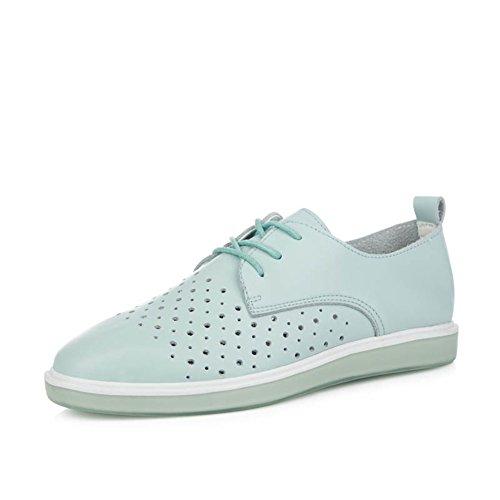 Summer Hollow Little White Shoes,Breathable Platform Shoes And Leisure,Korean Version Low Joker Shoes,Women¡¯s Shoes-C Foot length=23.8CM(9.4Inch)