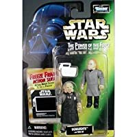 STAR WARS THE POWER OF THE FORCE- UGNAUGHTS with TOOL KIT and FREEZE FRAME AC...