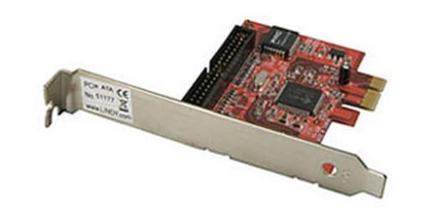 Amazon.com: Lindy Ultra ATA-133 Card Perfil Bajo Opción ...