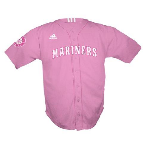quality design a167b d50fb Amazon.com : MLB Seattle Mariners Screen Print Baseball ...