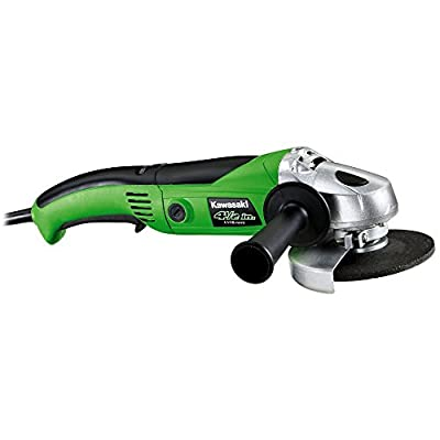 Kawasaki 840176 Green 5.8 Amp 3/8-Inch Variable Speed Reversible Drill