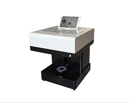 Amazon.com: 3d arte del Latte impresión máquina impresora de ...