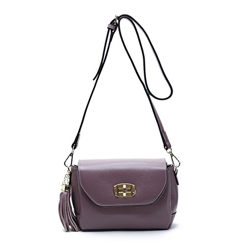 [Leather Sweet Lady Cross Section HIFISH HB125040C2 Square Small Square Handbag] (Dallas Wholesaler Costumes Jewelry)