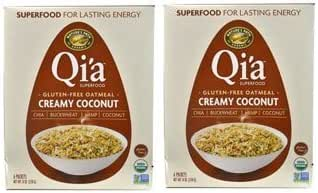 Oatmeal: Nature's Path Qi'a