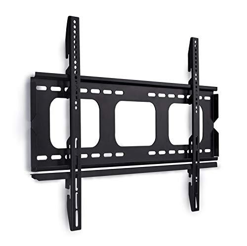 Mount-It! MI-305B Locking Wall Mount for Samsung, Sony, LG, Sharp, Insignia, Vizio, Toshiba, Sharp, TCL, Westinghouse, 4K, 32, 40, 42, 48, 49, 50, 52, 55, 60 TV Monitor, VESA 770x480, 6ft HDMI Cable ()