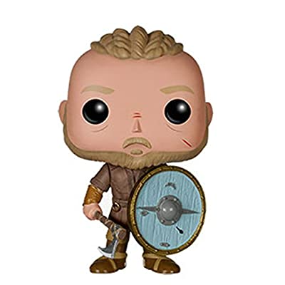 Funko POP TV: Vikings Ragnar Lothbrok Action Figure: Funko Pop! Television:: Toys & Games