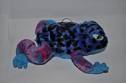 TY Beanie Baby - DART the Frog