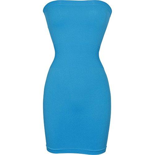 Seamless Smoother Tube Slip Dress
