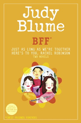 BFF Blume Just Together Robinson Friends ebook product image