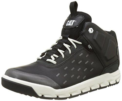 Sneakers Caterpillar Homme Black mens tex Gore Parched Hautes Noir qqwt1SO