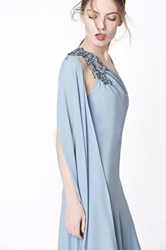 Kleid Damen amp; Panno Azul Etxart Blau 125 0ptOTw