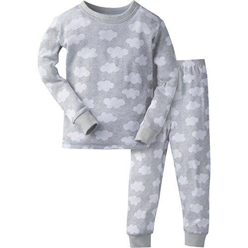 Gerber Boys' 2 Piece Cotton Pajama