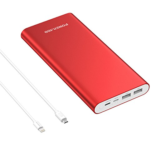 Poweradd 4GS Plus 20000mAh Lightning