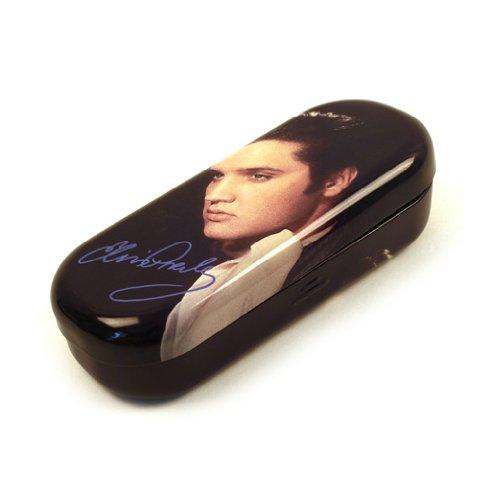 Elvis Signature Glasses - Elvis Specs Case / Glasses Case - Technicolor