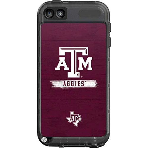 Skinit Texas A&M Aggies LifeProof fre iPod Touch 5th Gen Skin for CASE - Officially Licensed College Skin for Popular Cases Decal - Ultra Thin, Lightweight Vinyl Decal Protection ()