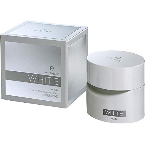 Aigner White by Etienne Aigner for Men Eau De Toilette Spray, 4.25 Ounce