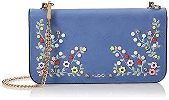 Aldo Crossbody Bag For Women, Polyester, Light Blue - Tepperberg7 23341302
