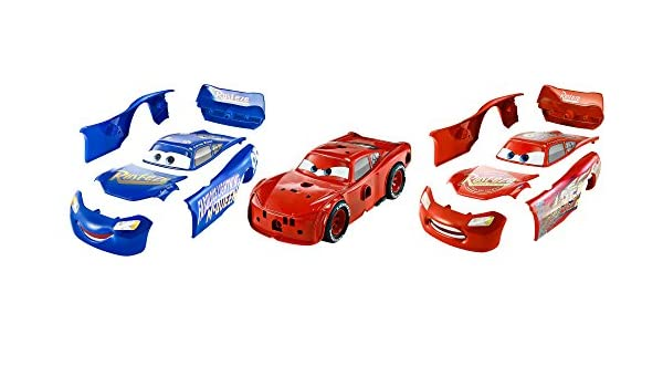 Disney Cars 3 in 1 Change And Race McQueen