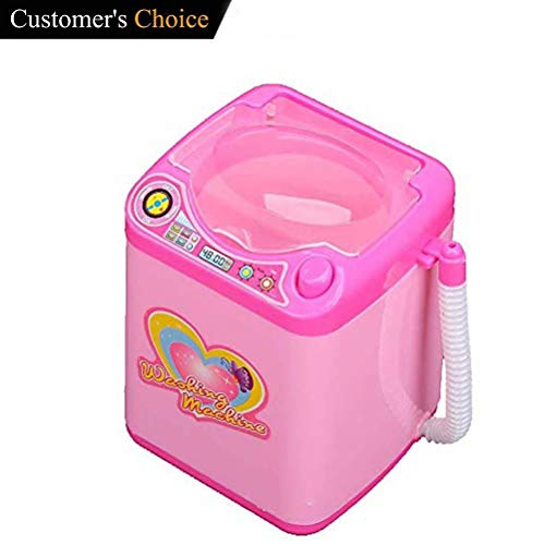 Eforoutdoor Makeup Brush Cleaner Device Automatic Cleaning Washing Machine Mini Toy