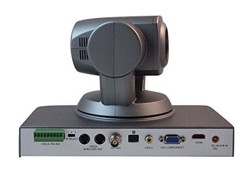 HD PTZビデオ会議カメラwith 3.27メガピクセルvp-hdc   B00WYZTUGY