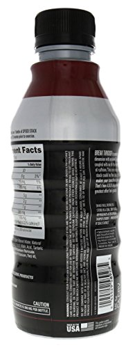 ABB Performance SPEED STACK PUMPED N.O. Black Cherry 12 bottles