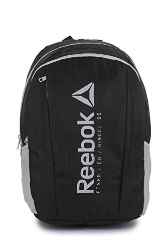 Reebok Black Casual Backpack (CG0802)  Amazon.in  Bags
