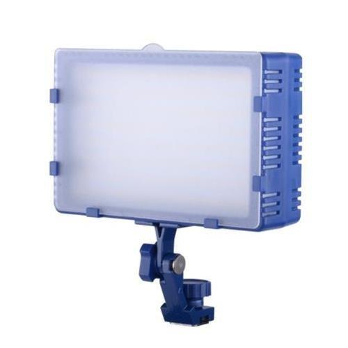 Bescor LED-144 144 Bulb Daylight-Balanced Studio/On-Camera LED Light, Dual Dimmers, 125W