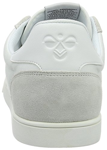 clearance purchase 100% authentic Hummel Unisex Adults' Slimmer Stadil Tonal Low-Top Sneakers White (White 9001) shop for online free shipping really buy cheap low shipping x13hk1sU